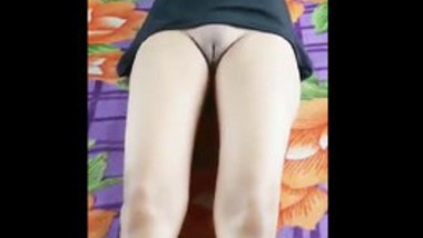 Horny desi girl rani again showing her pussy and ass