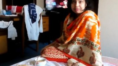 Indian very hot girl with office boos-1