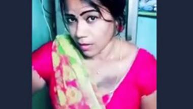 Indian bhabi Tiktok video-4