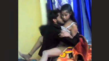 Desi Girl With Lover 2 Clips Part 1