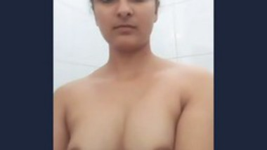 Desi girl selfie