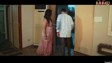 Beautiful Desi actress seduces men on XXX in full-time porn video