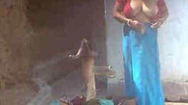 Indian voyeur films sex video which he is going to watch stroking XXX pipe with hand