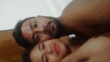 Beautiful couple hardcore fucking with husband