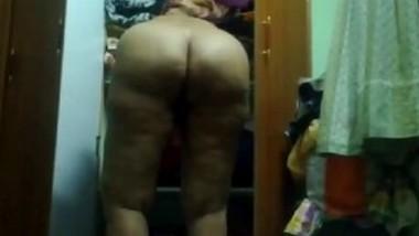 Telugu Huge Ass Aunty Nude
