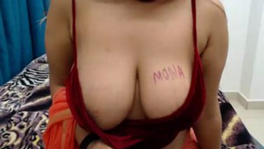 Desi Booby Mona Strip Chat Cam-2