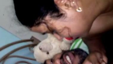 Desi Couple Ready For Fun