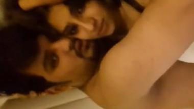 Desi beautiful couple fucking in hotel room