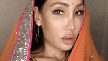 Sofia Hayat Nude teasing video