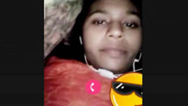 Desi Married Girl Showing On VideoCall