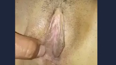 Sexy Wife Pussy Fingering By Devar with Hindi Talk