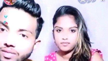 Desi couple Divya Raj Tango live sex video