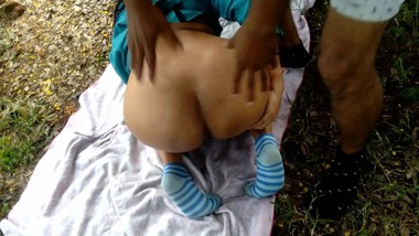 My Hubby Make Me Whore And Served Me Between His Friend For Fucking In Forest