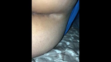 My wife Surprised me with anal must see