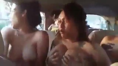 Nude group of tamil tamil aunties drunk and...