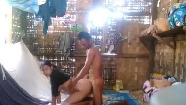 Desi Tribal couple sex MMS video