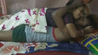 Married Telugu Couple Sex During Indian Lock Down-2