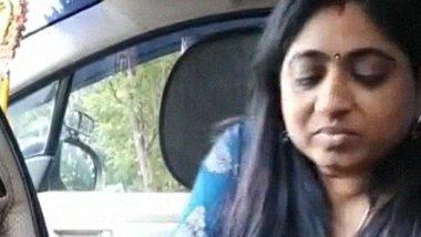 Malayali car sex desi porn with Mallu audio