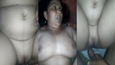 Mature Indian plump pussy fucking video