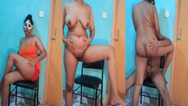 Famous Bangla Magi cam porn sex video