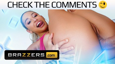 BRAZZERS - Coming Home Horny For Anal