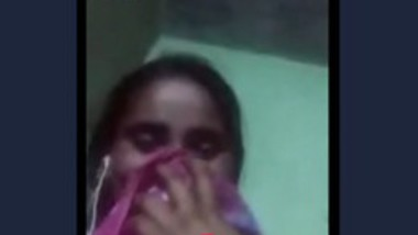 Desi village girl video call with lover