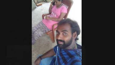 Mallu lover pussy Licking