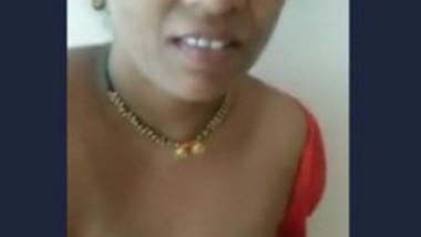 Desi aunty boobs play young boy