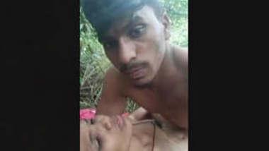 Desi lover OutDoor Fucking