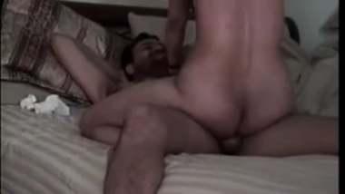 Sexy Priyanshi Bhabhi Grinds Hard On Her Lover's Cock