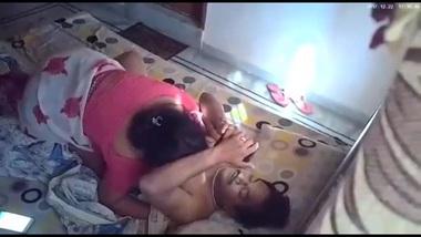 Tamil Couple Saree me Chudai ghar me