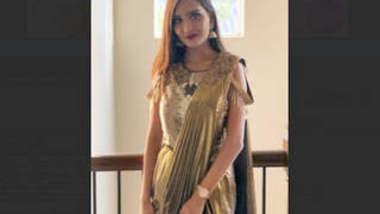 Deshi Insta babe Tasfia Ahmed Leaked Video Showing Boob