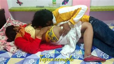 Honeymoon par first night fuck ka Manali live mms bf