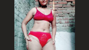 Desi cute village wife 25 marge video collection