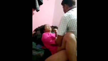 Sexy Indian College girl fucking