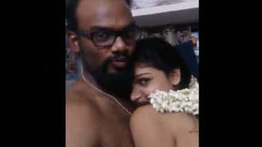 CUTE DESI SOUTH INDIAN WIFE PRIVATE 4 CLIPS PART 3