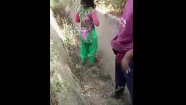 Desi Village Randi Outdoor Fucking