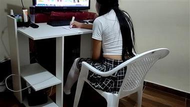 Delhi university girl ki Punjabi chudai khel ka free porn