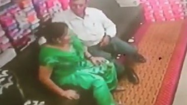 Desi tharki uncle Caught on CCTV