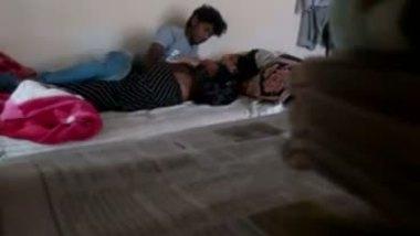 Unseen hardcore Hindi porn mms hidden cam gf sex