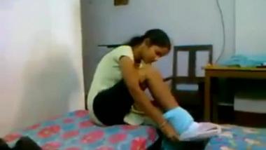 Tamil sister having sex