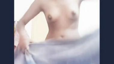 Desi girl bath video making husband