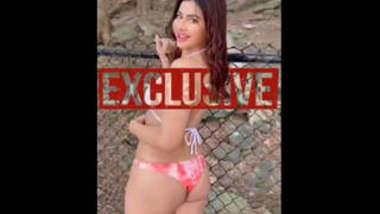 Meeti Kalher Finally Revealing her Nude Ass in Only Fans Clip