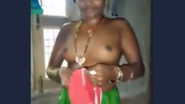 Desi village girl with lover