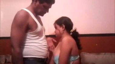 Indian porn mms of young maid fucked by owner against money