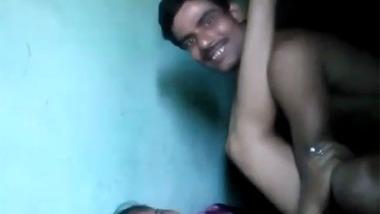Dehati couple making their own sex video
