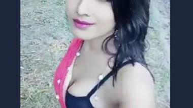 Desi Hot Girl Selfie video