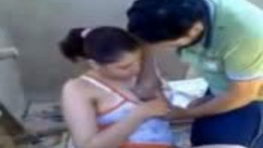 Real life busty sister & brother in Punjabi sex clip