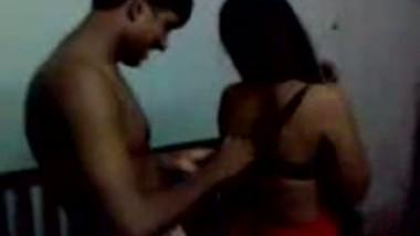 Indian village porn movie – Young girlfriend's boob massage