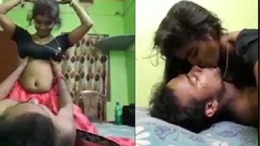 Bengali wife riding dick of hubby